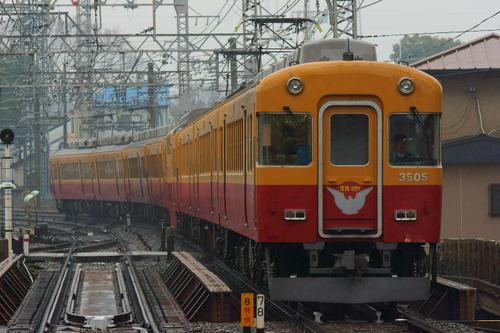 12/30 日本海・京阪旧3000系_d0223231_21335053.jpg