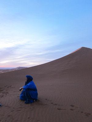 モロッコの旅 part4 (砂漠)_d0103248_1263266.jpg