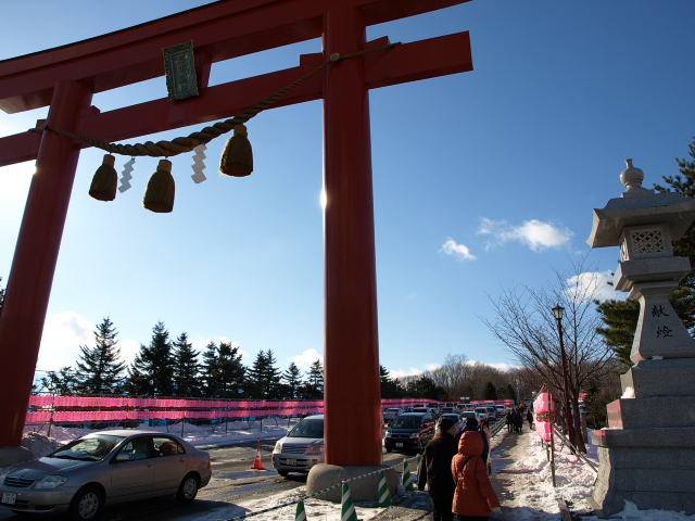 樽前山神社と初詣 2013_d0153062_8194388.jpg
