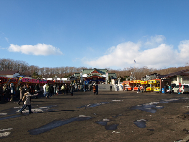 樽前山神社と初詣 2013_d0153062_8195948.jpg