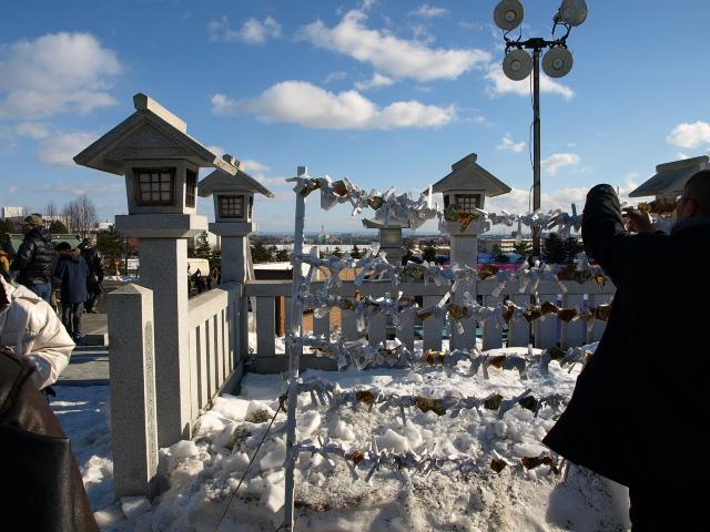 樽前山神社と初詣 2013_d0153062_8211924.jpg