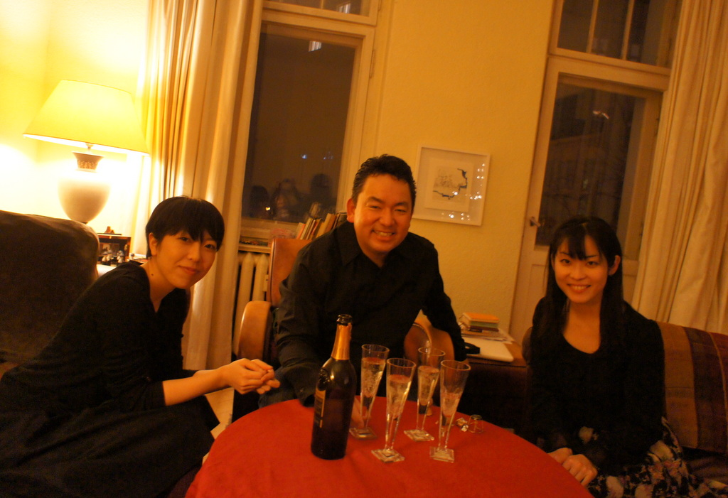 2012年最後の晩餐。_c0180686_7432145.jpg