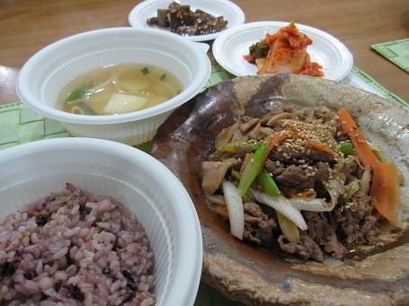 韓国旅行2012.12 キムチ作り_b0189489_1784675.jpg
