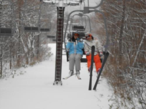 2013年 初スキー_c0261447_1125285.jpg