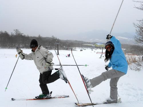 2013年 初スキー_c0261447_1303036.jpg
