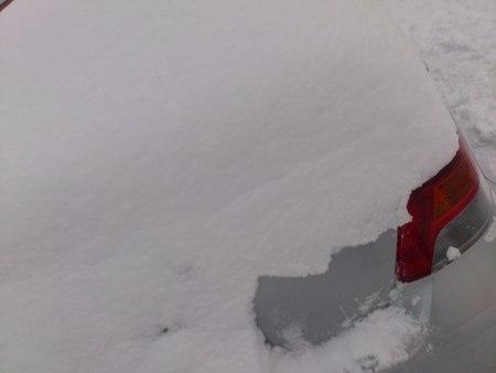 雪はね_b0106766_15335411.jpg
