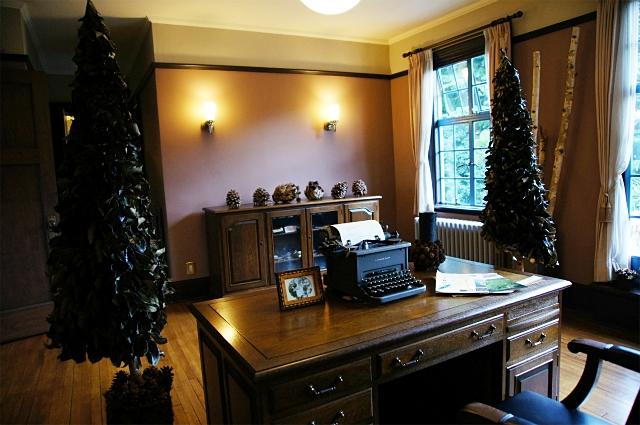 山手西洋館 世界のクリスマス2012 ベーリック・ホール_b0145398_2335912.jpg