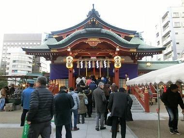 水天宮に初詣_c0187004_20113371.jpg