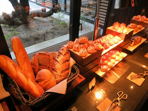 10月 リッツカールトン沖縄 朝食♪_a0055835_1603799.jpg
