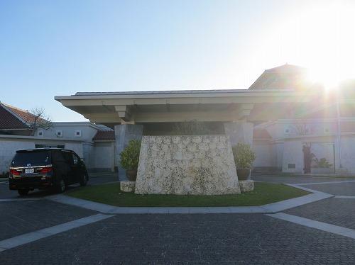 10月 リッツカールトン沖縄 朝食後の散歩_a0055835_18275359.jpg