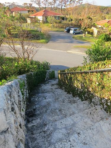 10月 リッツカールトン沖縄 朝食後の散歩_a0055835_18291766.jpg