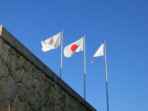 10月 リッツカールトン沖縄 朝食後の散歩_a0055835_18292362.jpg