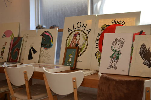 Scribbing Art Exhibition_d0131137_5374486.jpg