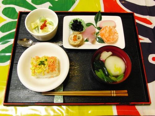 2013年初日 ~ お正月料理 ~_e0222340_17204543.jpg