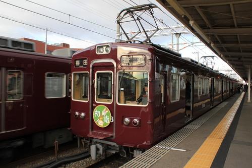 阪急 崇禅寺駅にて_d0202264_17165016.jpg