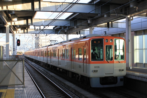 阪神西宮駅にて!!_d0202264_8504016.jpg