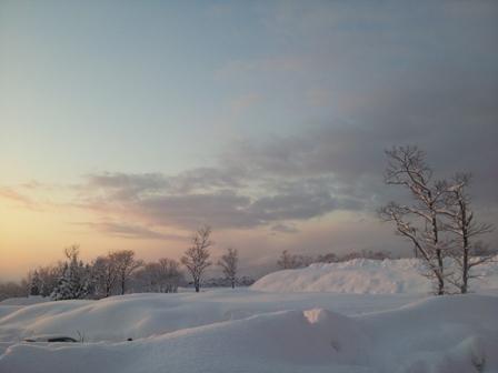 2013 元旦雪山ツアーinジャム勝_f0163105_16125065.jpg