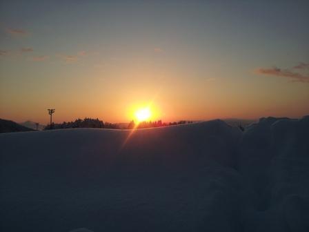 2013 元旦雪山ツアーinジャム勝_f0163105_16125668.jpg
