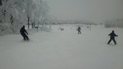 2013 元旦雪山ツアーinジャム勝_f0163105_16134489.jpg