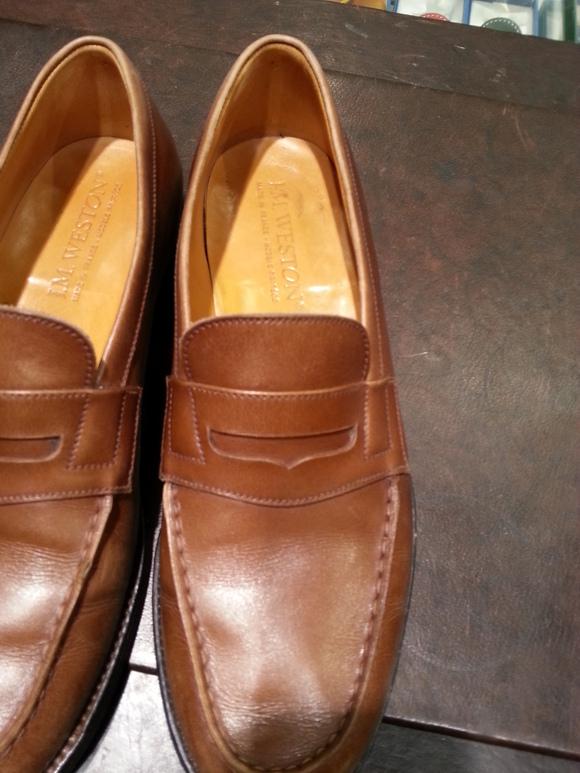 靴から物語が生まれます~お手入れ道具にも物語が~_b0226322_15102297.jpg
