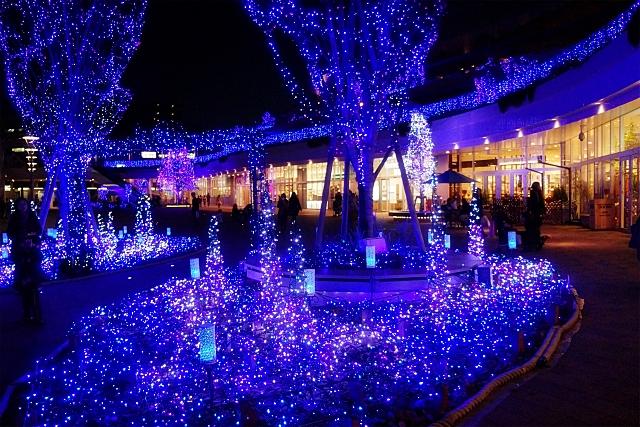 湘南テラスモールのクリスマスイルミネーション_b0145398_21274292.jpg