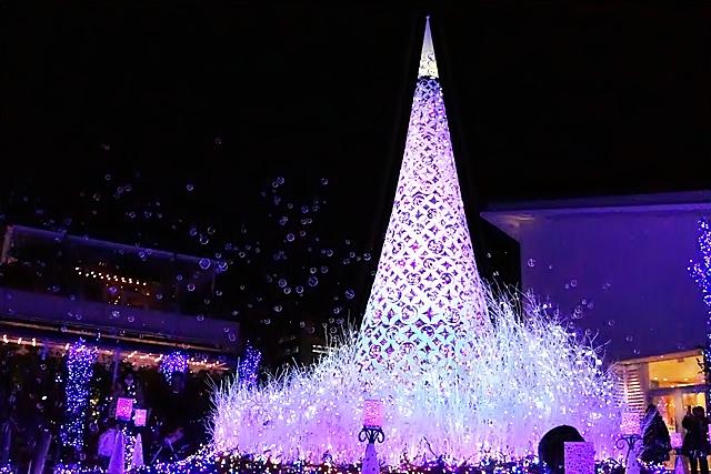 湘南テラスモールのクリスマスイルミネーション_b0145398_21281510.jpg