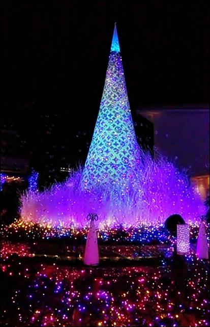 湘南テラスモールのクリスマスイルミネーション_b0145398_21282553.jpg