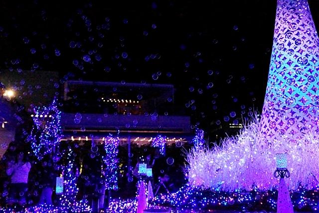 湘南テラスモールのクリスマスイルミネーション_b0145398_21283522.jpg