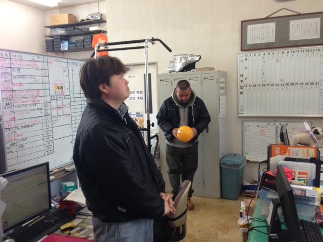 トミー ランクル 札幌 開店準備中_b0127002_10344718.jpg
