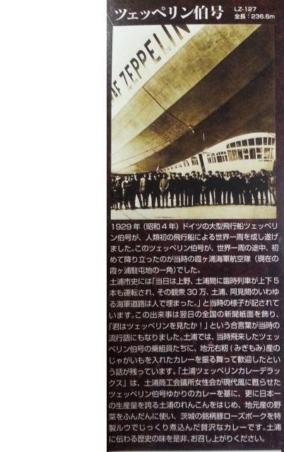 土浦商工会議所 土浦ツェッペリンカレーDeluxe ¥500_b0042308_1956794.jpg