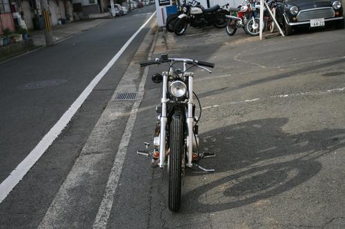 特選委託車両 ビラーゴ250フルカスタム入荷!_a0164918_11122824.jpg