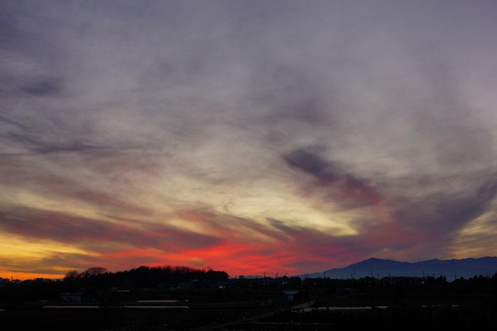 小寒 翌の夕_e0077521_20511157.jpg