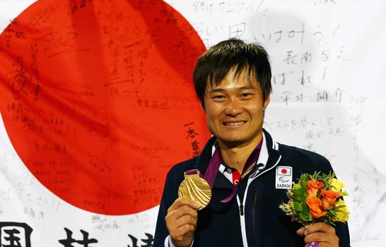 金メダルとiPhone by KBの遠藤_f0225627_19474373.jpg