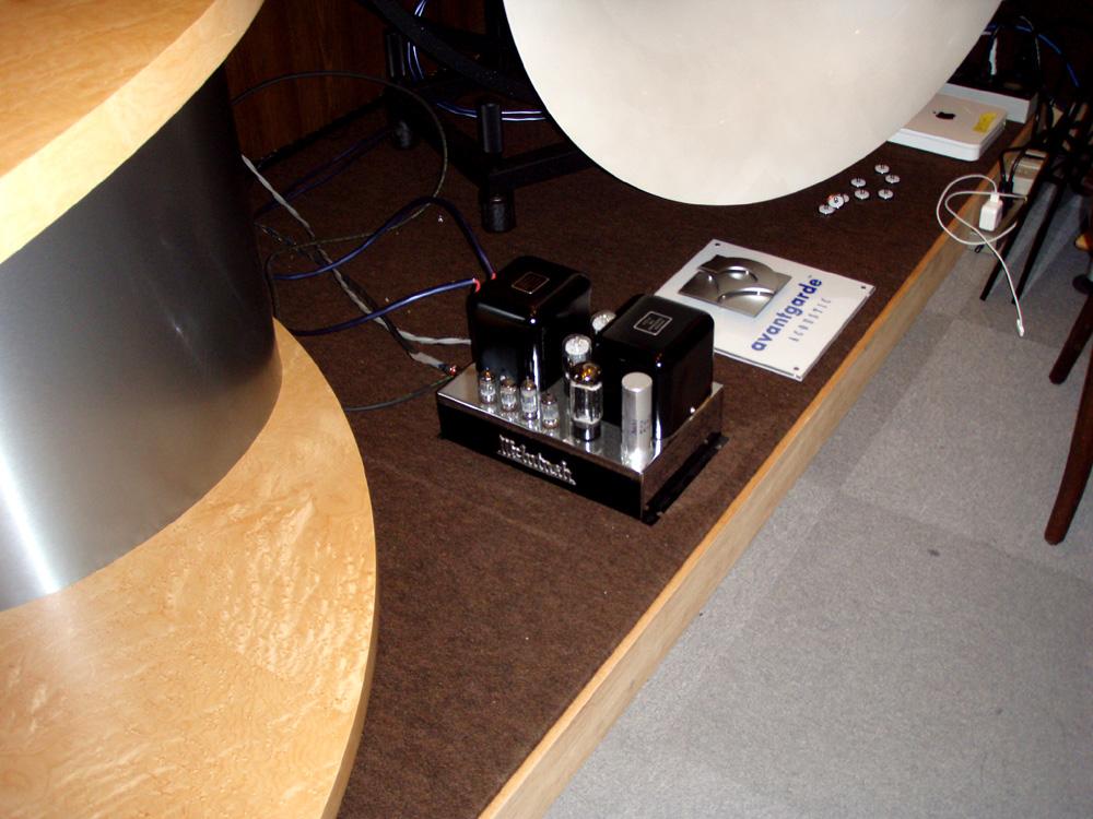 アヴァンギャルド TRIO に、MC30。  2012年10月16日(火)_b0262449_20503697.jpg