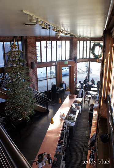 zuni cafe San Francisco  ズーニカフェ サンフランシスコ_e0253364_1125373.jpg