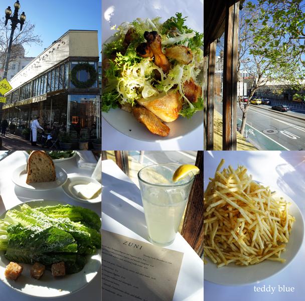 zuni cafe San Francisco  ズーニカフェ サンフランシスコ_e0253364_1131581.jpg