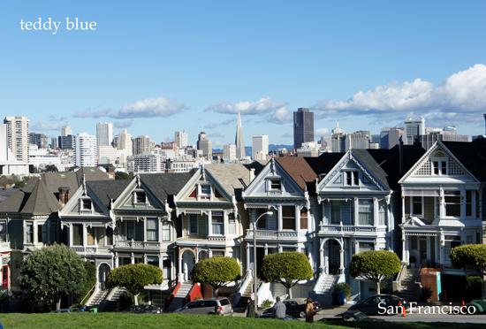 San Francisco trip, Dec 2012  サンフランシスコの旅_e0253364_9363167.jpg