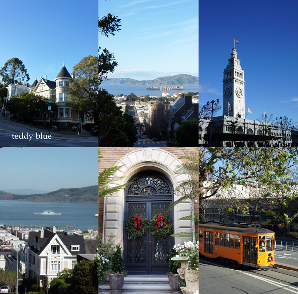San Francisco trip, Dec 2012  サンフランシスコの旅_e0253364_9524672.jpg