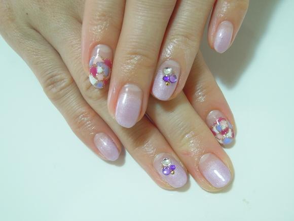 Pickup Nail〜1月_a0239065_1454498.jpg