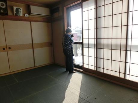 畳屋さんの来た朝_a0203003_13535172.jpg