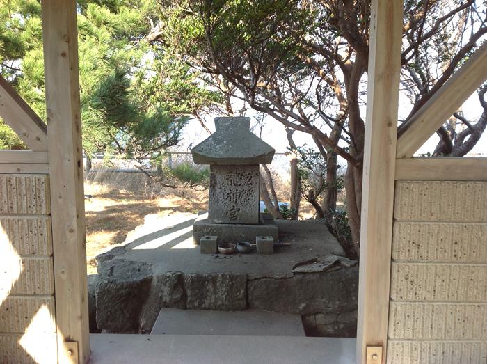 国東のさらなる龍宮ゲート…長崎鼻海触洞穴_f0071303_010830.jpg