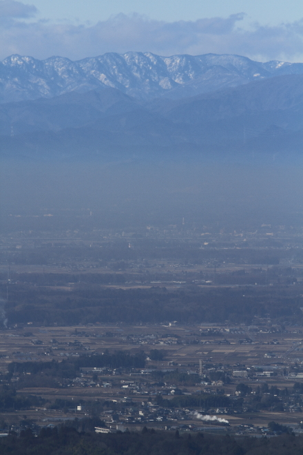 雪山を背に走る - 2013年新春・真岡 -  _b0190710_231231.jpg