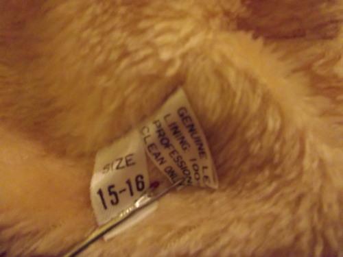 ~1980's ナイスカラー! スエードパーカー JKT_a0182112_19342547.jpg