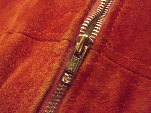 ~1980's ナイスカラー! スエードパーカー JKT_a0182112_19374194.jpg