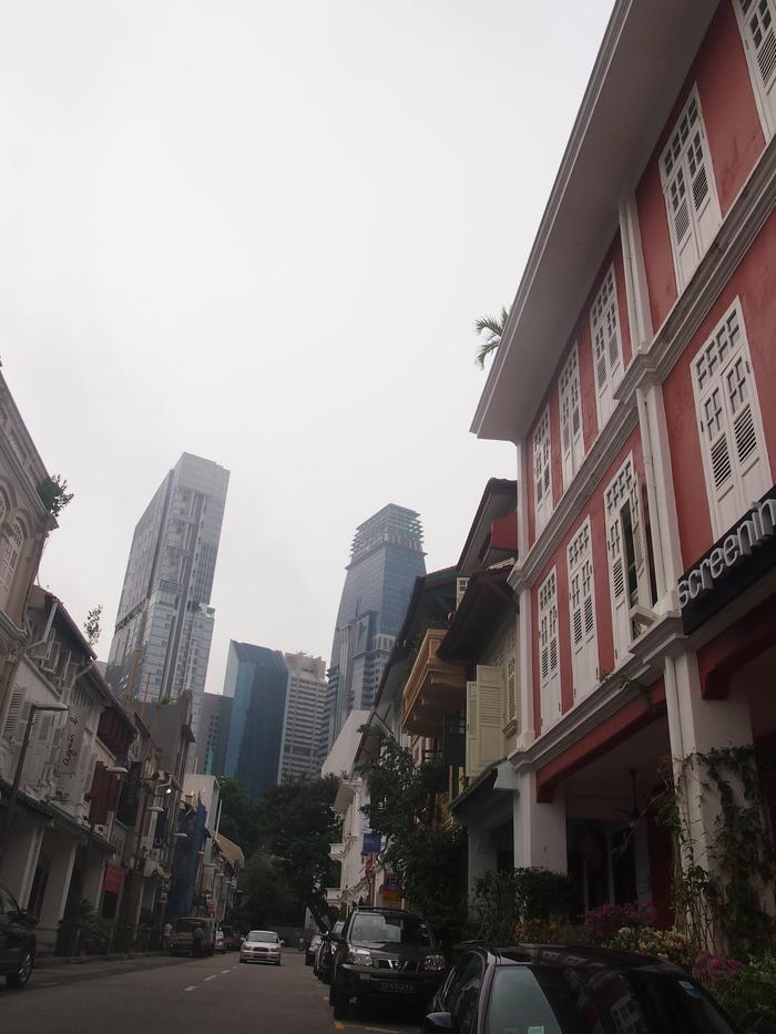 2012 9月 シンガポール (20) 最後の朝  Fried Kway Teow Mee@Hong Lim FC_f0062122_548836.jpg