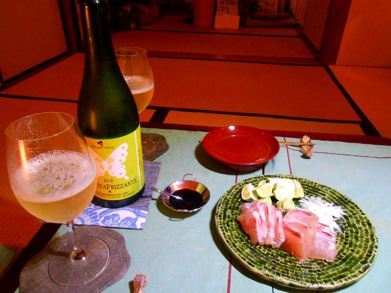 使用済み昆布の佃煮が美味しい「昆布締め」_a0095931_11204532.jpg
