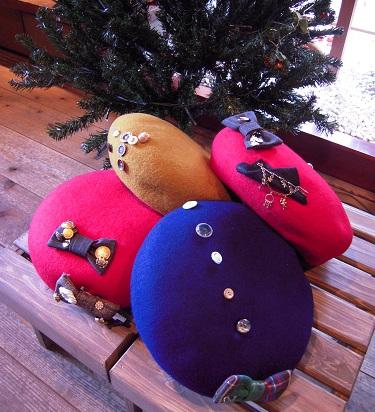 初めてのベレー帽作り体験サロンで… 自分色の楽しさを_d0189661_16223582.jpg