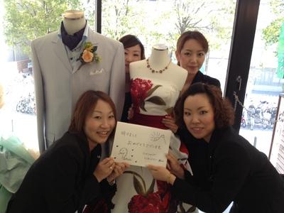Team ama WEDDING!_e0120789_2058928.jpg