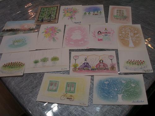 新春♪パステル画♪♪_f0223914_19543895.jpg