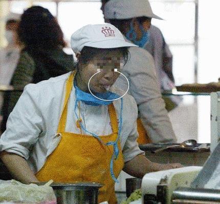 韓国!食品への異物混入、最多は「虫」。全体の25%!_a0232045_0575830.jpg